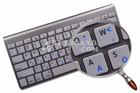 how to change keyboard to dvorak mac